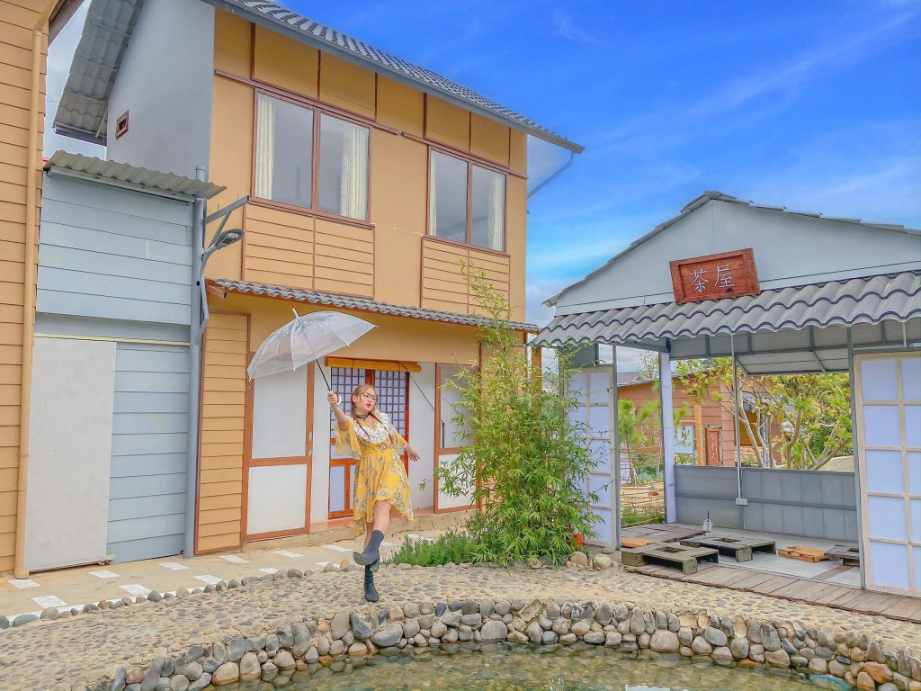 Check-in Nobi town an emerging location in the heart of Dalat